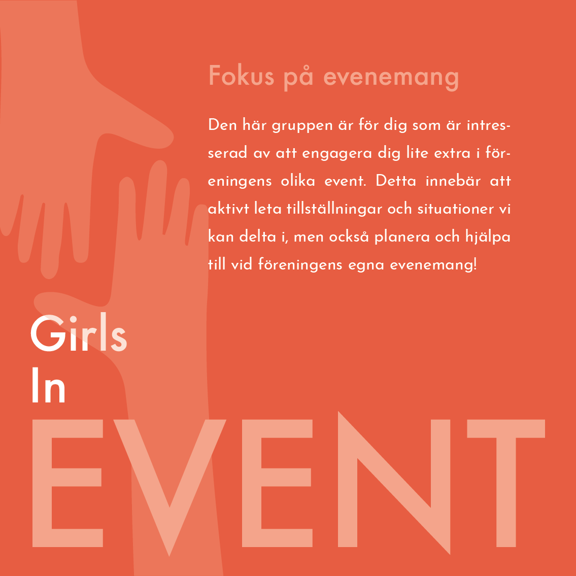 Girls in Event